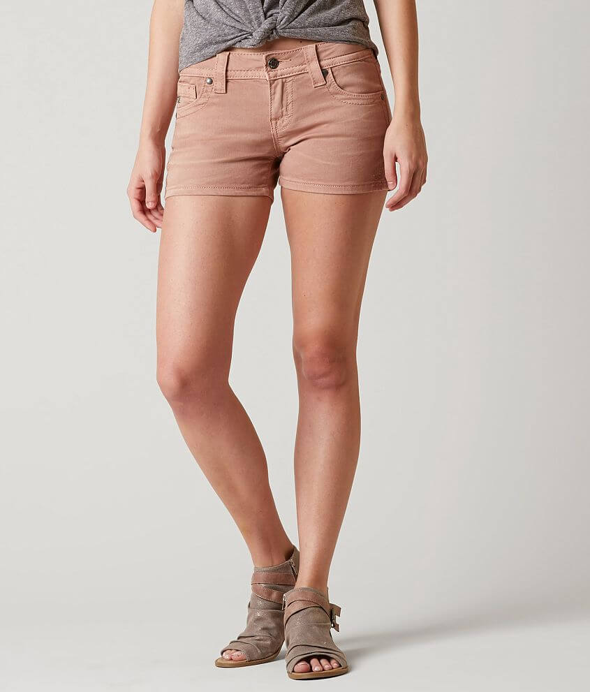 Miss Me Select Signature Stretch Short front view