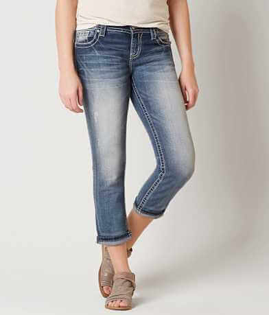 Miss Me Easy Cropped Jean