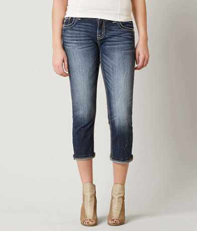 Miss Me Easy Stretch Cropped Jeans