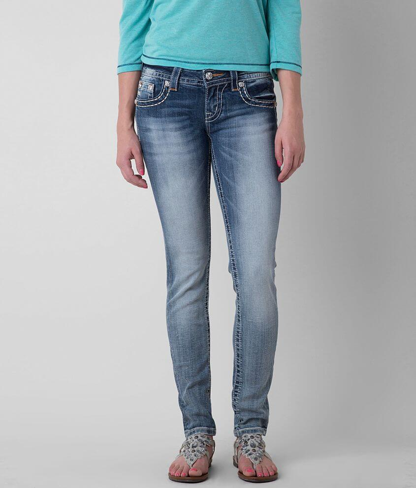 Miss Me Skinny Stretch Jean front view