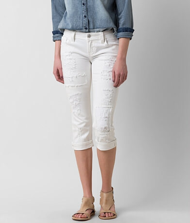 Miss Me Select Signature Skinny Cropped Jean