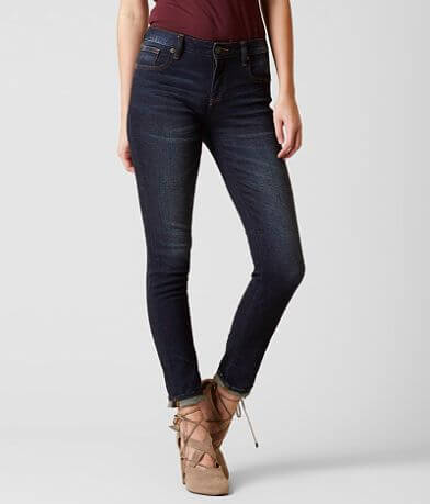 Miss Me Standard Ankle Skinny Stretch Jean