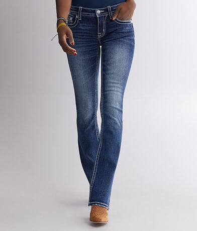 Miss Me Chloe Mid-Rise Boot Stretch Jean
