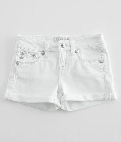Miss Me Mid-Rise Stretch Cuffed Short