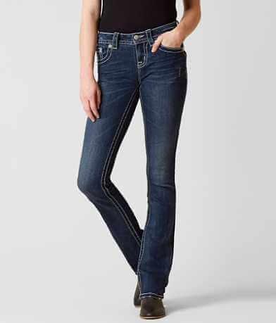 Miss Me Standard Slim Boot Stretch Jean