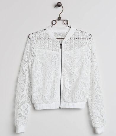 Miss Me Crochet Jacket