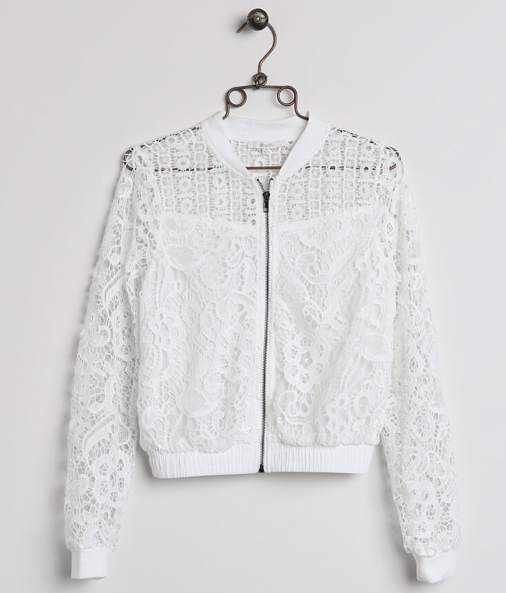 Miss Me Crochet Jacket