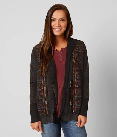 Miss Me Embroidered Sweatshirt