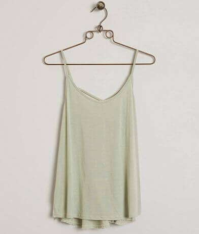 Miss Me Strappy Tank Top