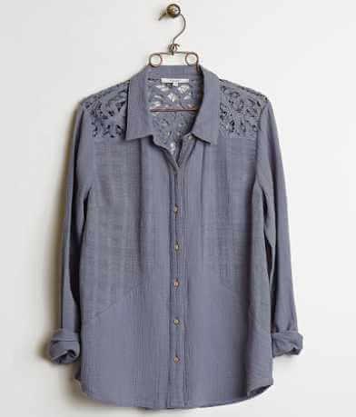 Miss Me Gauze Shirt
