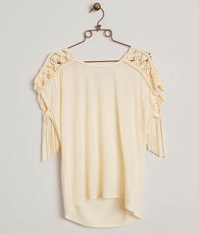 Miss Me Fringe Top