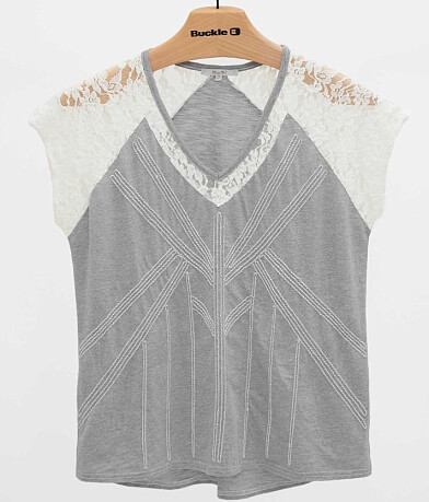 Miss Me Beaded Top