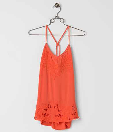 Miss Me Embroidered Tank Top