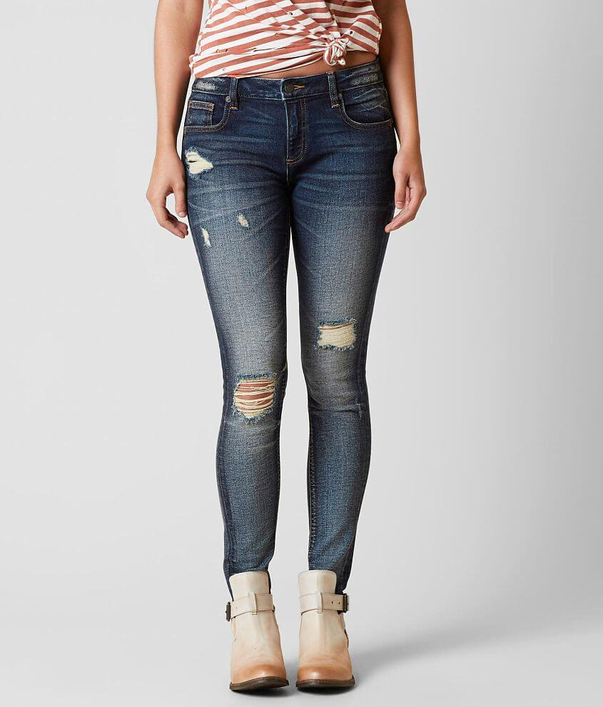Miss Me Select Standard Skinny Stretch Jean front view