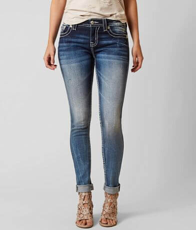 Miss Me Standard Skinny Stretch Jean