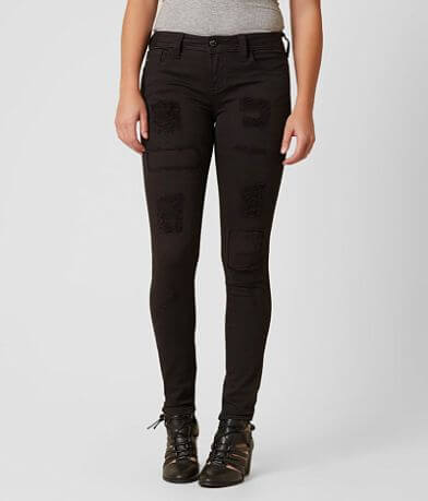 Miss Me Select Standard Skinny Destructed Jean