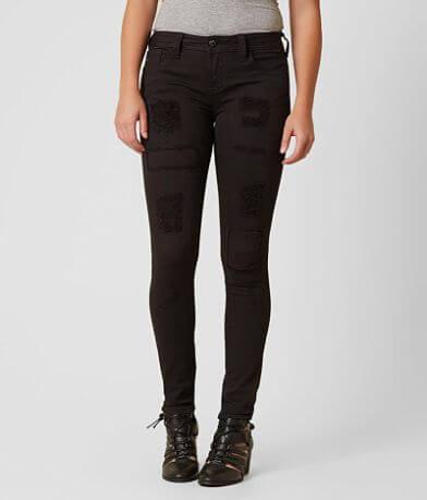 Miss Me Select Standard Skinny Destructed Jean