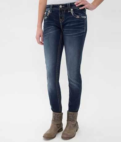 Miss Me Mid-Rise Curvy Skinny Stretch Jean