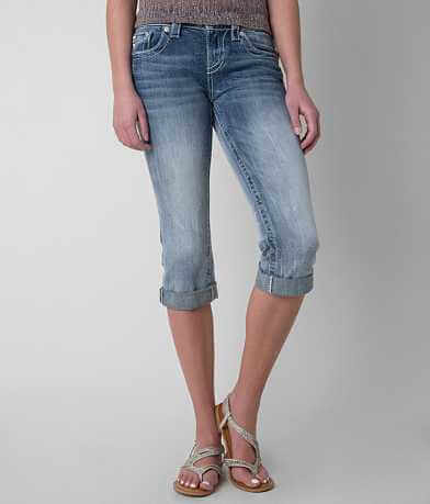Miss Me Easy Cropped Stretch Jean