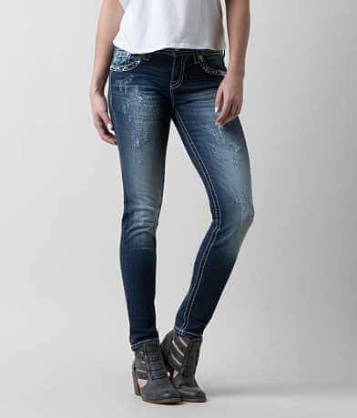 Miss Me Ankle Skinny Stretch Jean