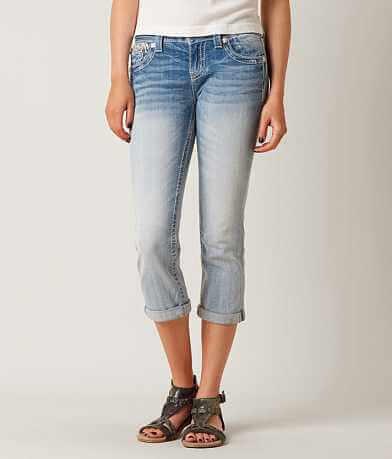 Miss Me Standard Stretch Cropped Jean