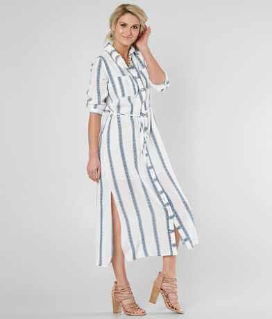 Miss Me Striped Dress