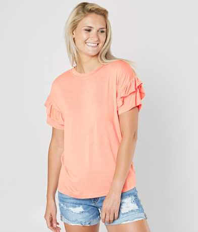 Miss Me Scoop Neck Top