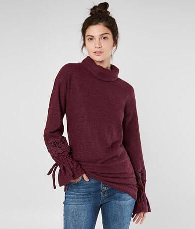 Miss Me Fleece Sweater