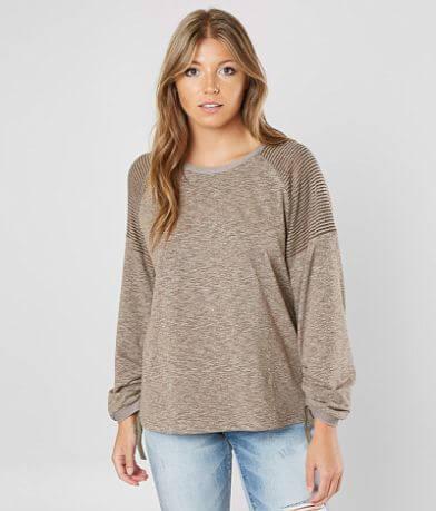 Miss Me Marled Sweatshirt
