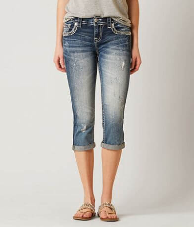 Miss Me Standard Stretch Cropped Jean