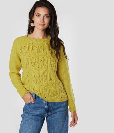 Miss Me Chunky Knit Sweater