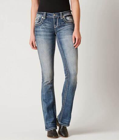 Miss Me Signature Boot Stretch Jean