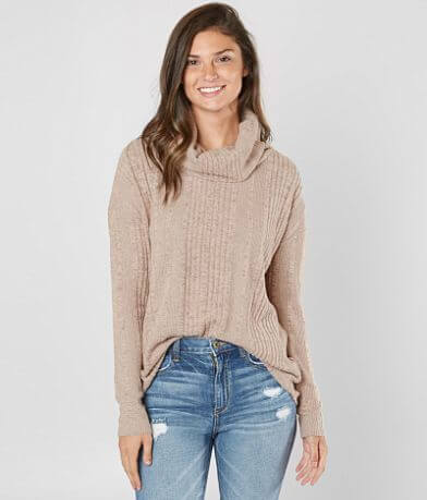 Miss Me Ribbed Fleece Top