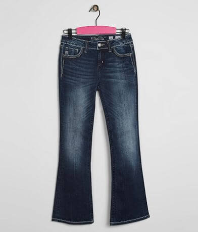 Girls - Miss Me Boot Stretch Jean