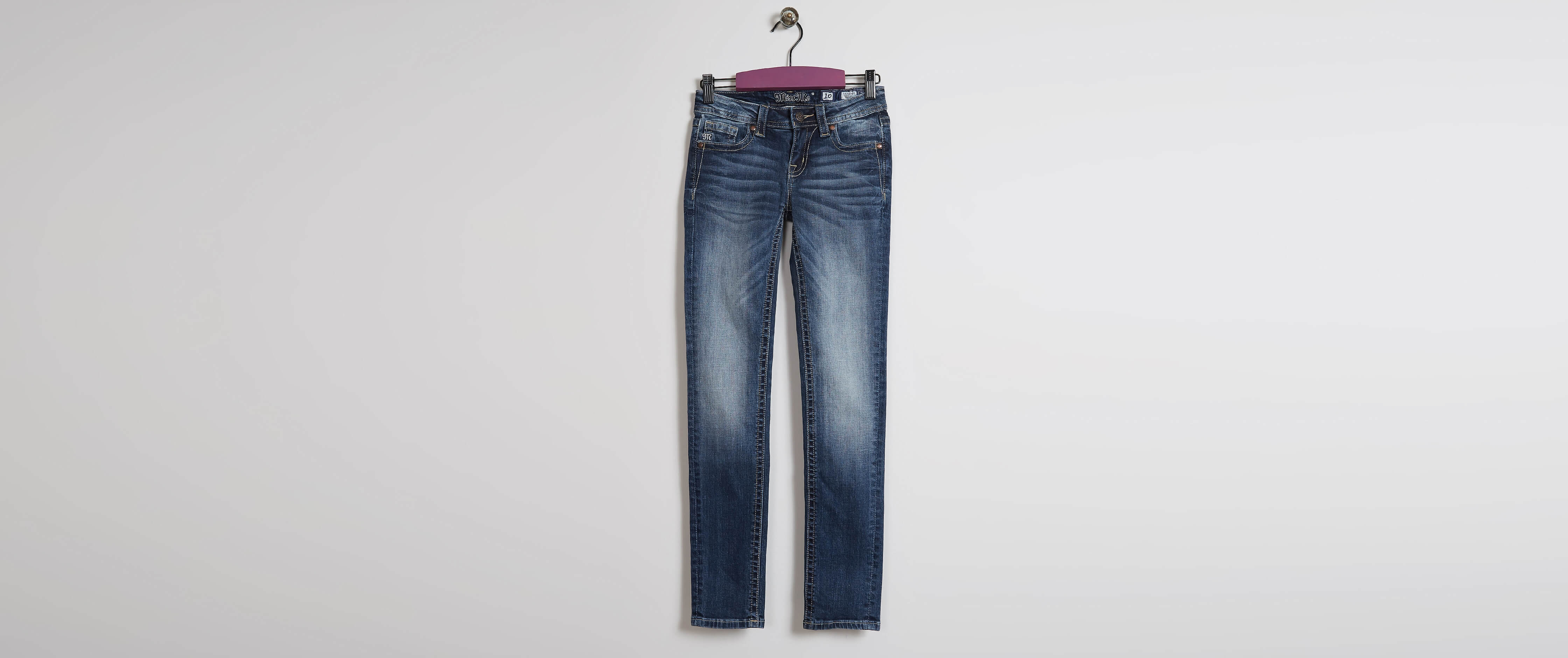 Girls - Miss Me Skinny Stretch Jean | Tuggl