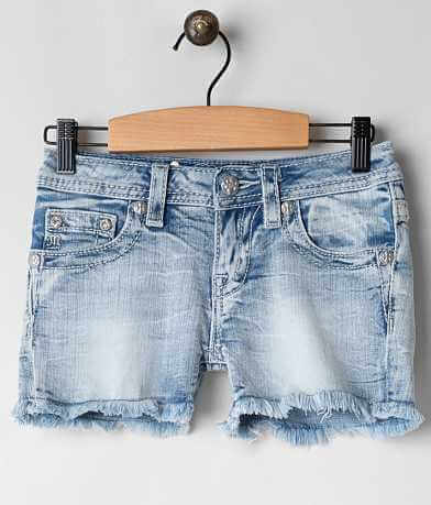 Girls - Miss Me Frayed Short