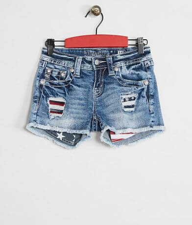 Girls - Miss Me Americana Short