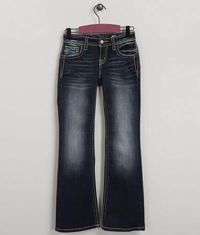Girls - Miss Me Boot Stretch Jean