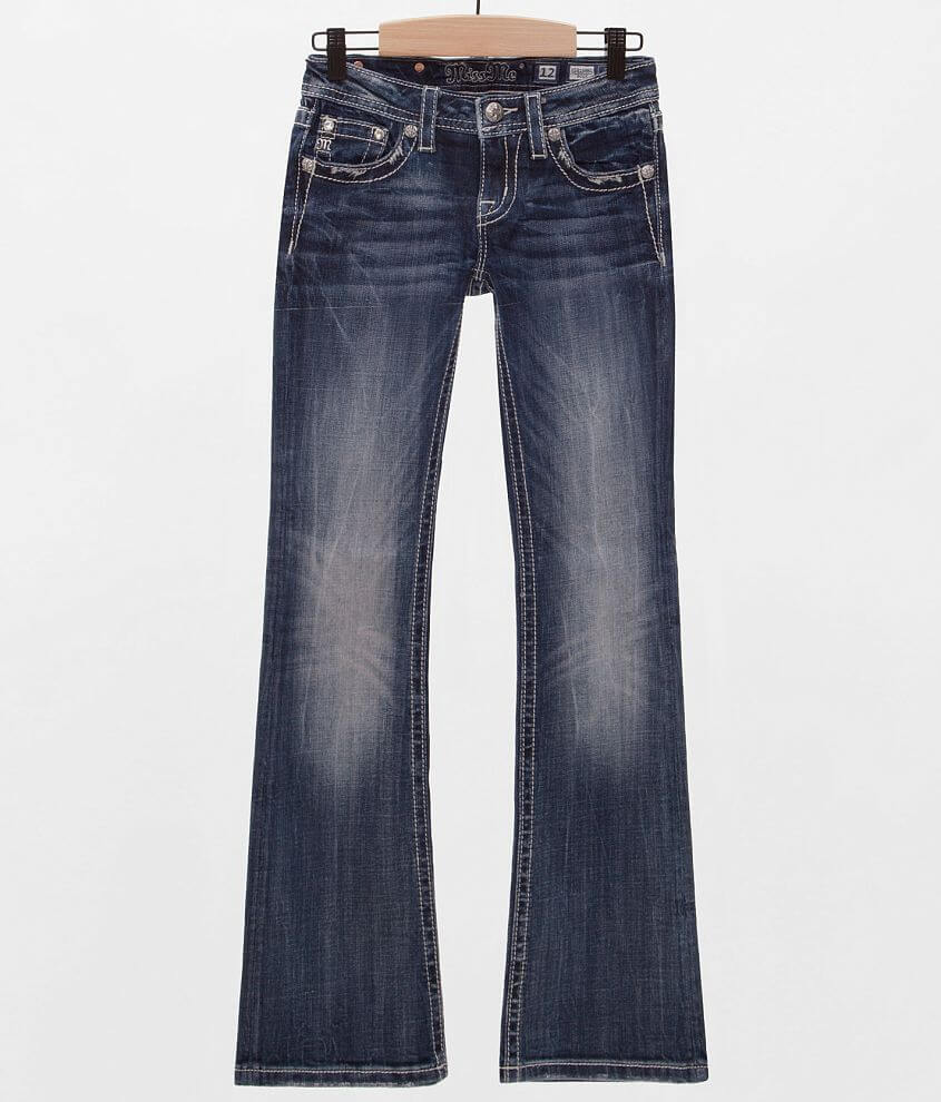 Girls - Miss Me Boot Jean front view