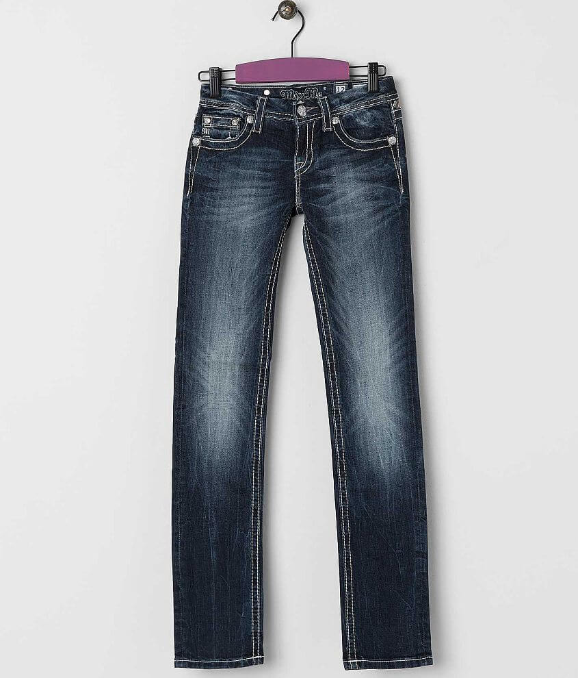 Girls - Miss Me Skinny Jean front view