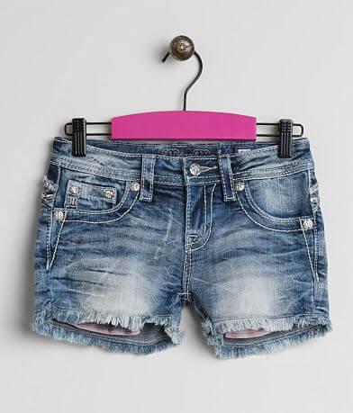Girls - Miss Me Frayed Short