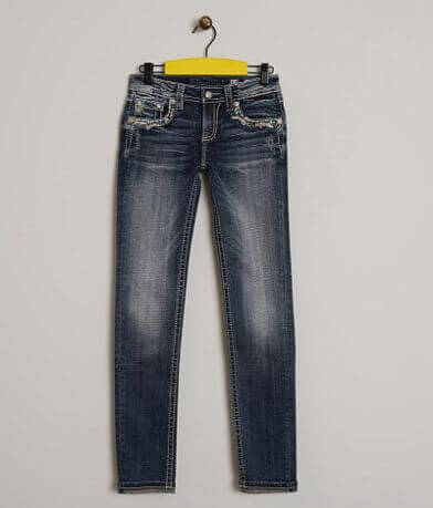 Girls - Miss Me Skinny Stretch Cuffed Jean