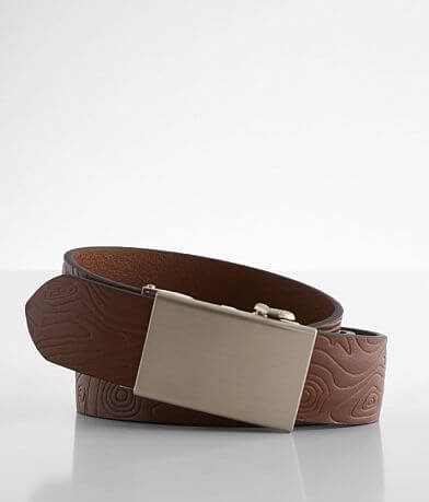 Mission Belt Topo Leather Belt