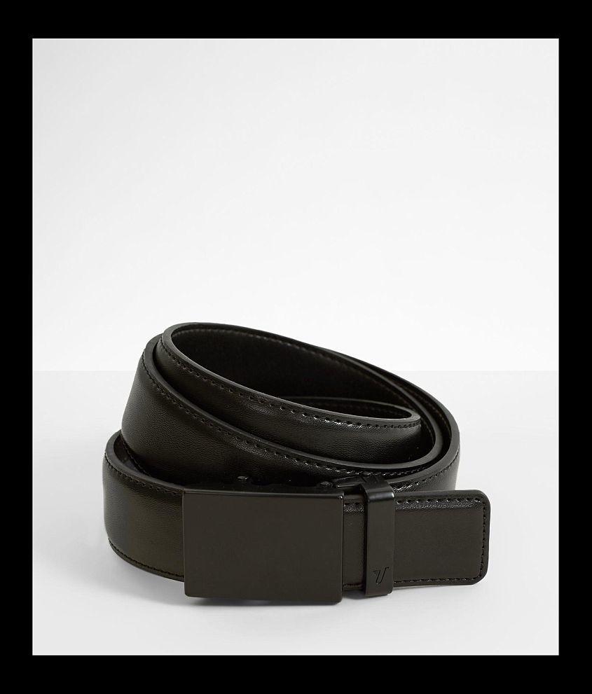 Mission Belt Swat Leather Belt front view