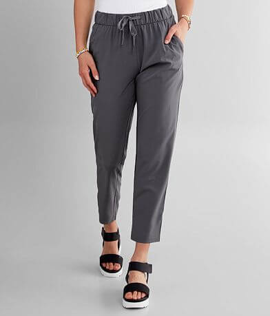 Mono B Tapered Athletic Stretch Wind Pant