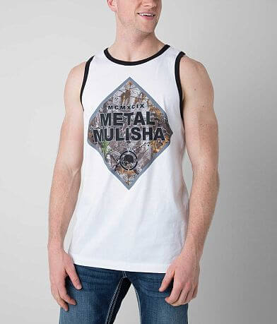 Metal Mulisha Construct Tank Top