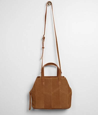 Antik Kraft Convertible Suede Crossbody Purse