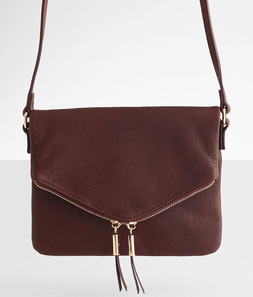 Madison West Envelope Crossbody Purse front view