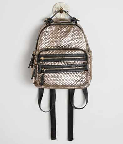 MMS Metallic Backpack
