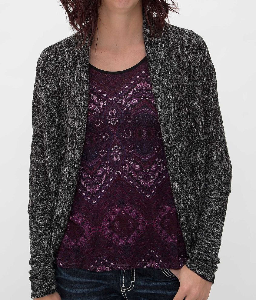 Daytrip Cocoon Cardigan Sweater front view